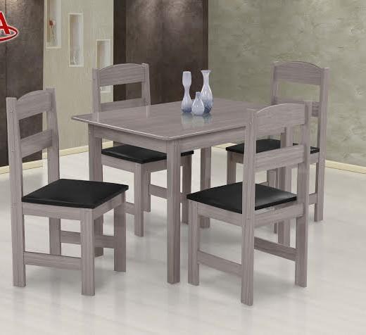 mesa arauna 4 cadeiras PROMO 319,00