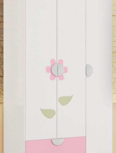 guarda roupa encantado flor 539,00